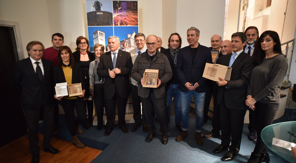 Vincitori Oro Verde dell'Umbria 2016